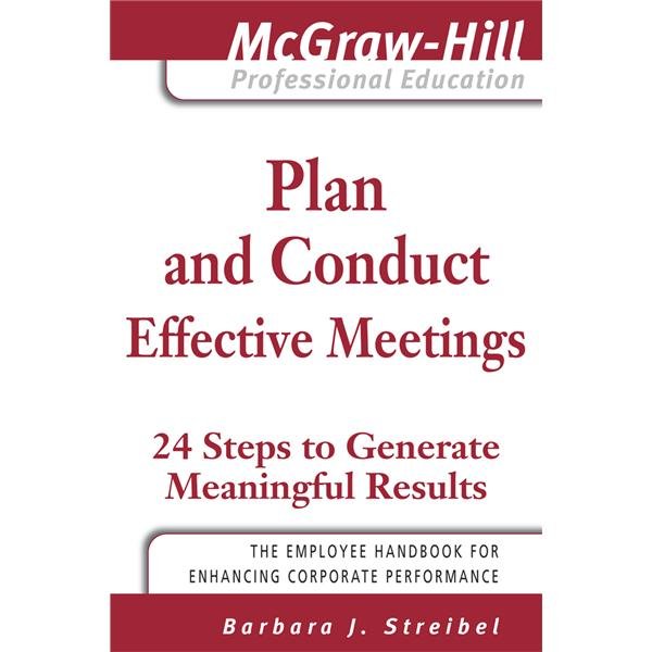 "how to conduct an effective meeting essay The 5 p's for effective meetings - sdlc stage's meetings research essay ""a meeting is a group of how to conduct an effective meeting - the."